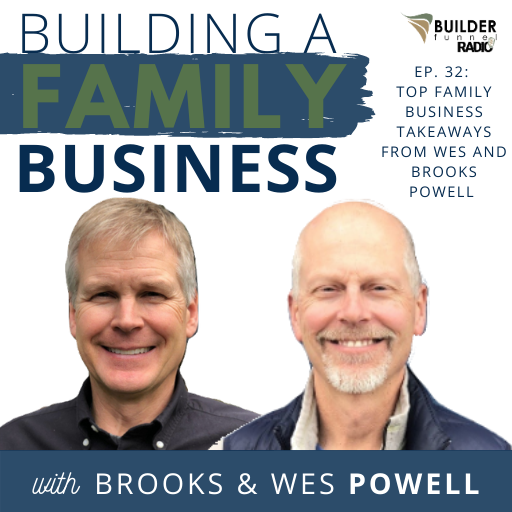 Building a Family Business: Ep: 32