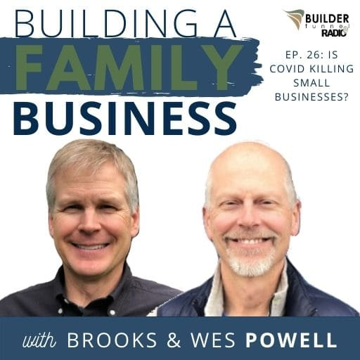 Building a Family Business #27 The Five Fundamental Building Blocks of Strong Family Business