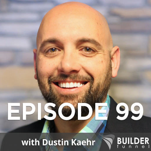 Ep 99 Gut Check Leadership with Dustin Kaehr