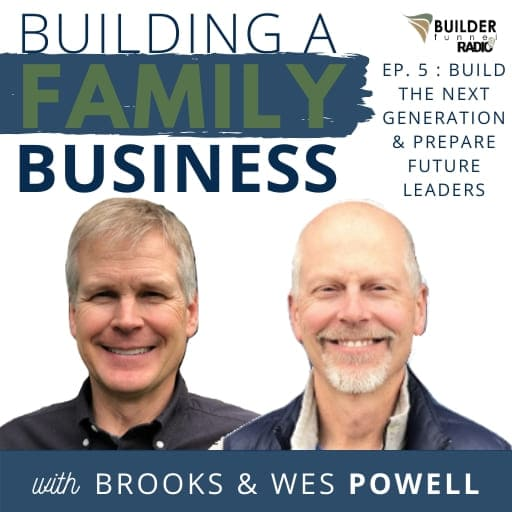 Ep. 5 : Build the Next Generation & Prepare Future Leaders