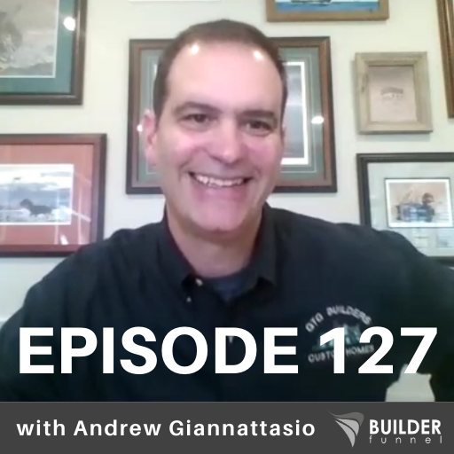 Episode 127 The Power of Inbound Marketing for Custom Builders