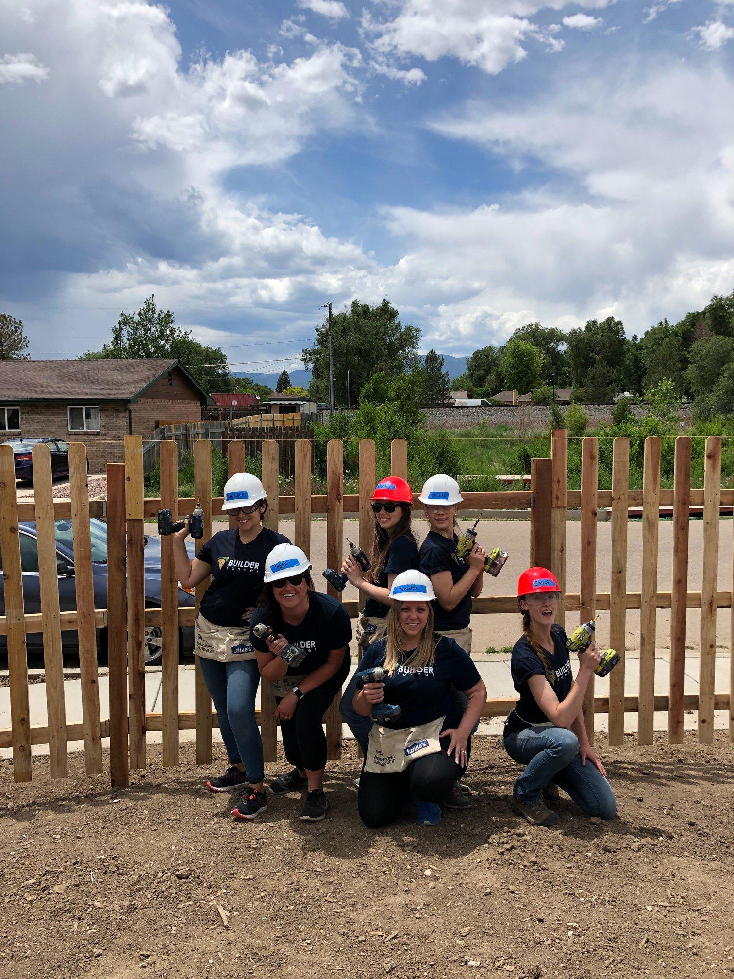 Builder Funnel Team