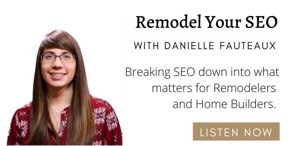 Remodel Your SEO
