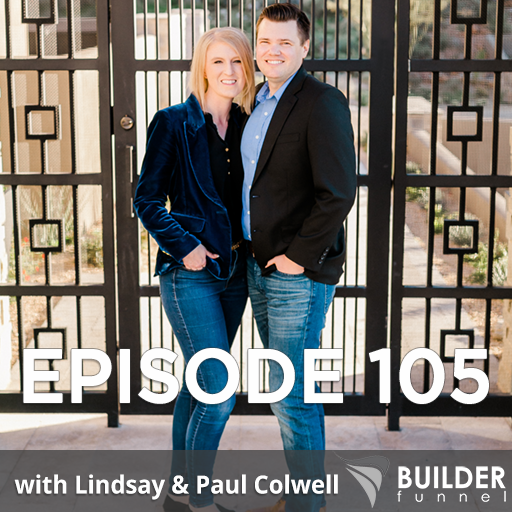 Episode 105 Lindsay & Paul Colwell