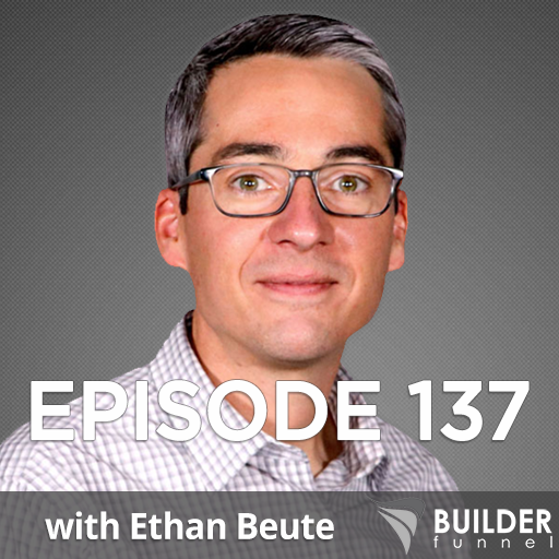 Episode 137: How to Get Comfortable in Front of a Camera w/ Ethan Beute
