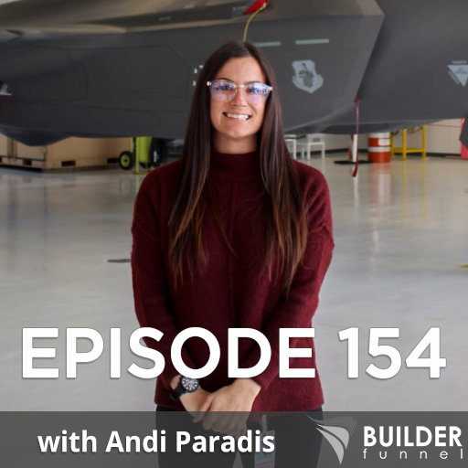 Ep 154: Turn Your Construction Business into a Brand Worth Remembering w/ Andi Paradis